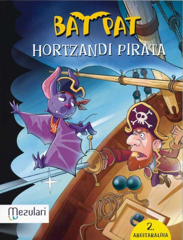 BAT PAT. Hortzandi Pirata (2. ARGITARALDIA)