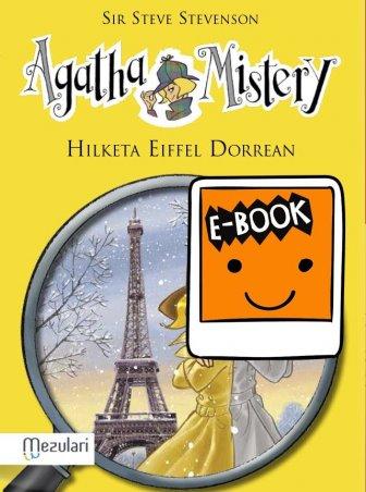 AGATHA MISTERY. Hilketa Eiffel Dorrean. Ebook
