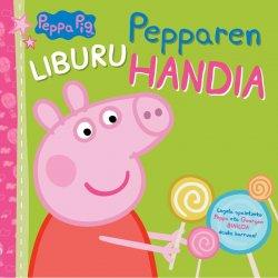 Peppa Pig. Pepparen liburu...