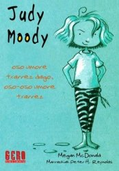 JUDY MOODY OSO UMORE...