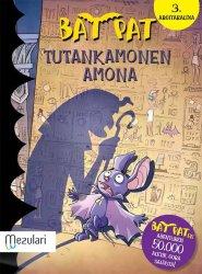BAT PAT. Tutankamonen amona